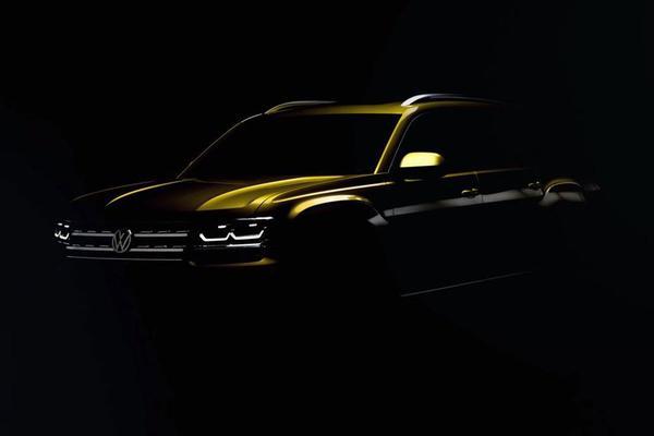 Volkswagen teast Atlas