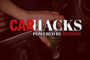CarHacks - Deel 8 - Voorkom vieze bekerhouders