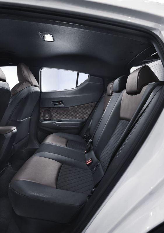 Vwvortexcom Production Toyota C Hr Revealed A Radical