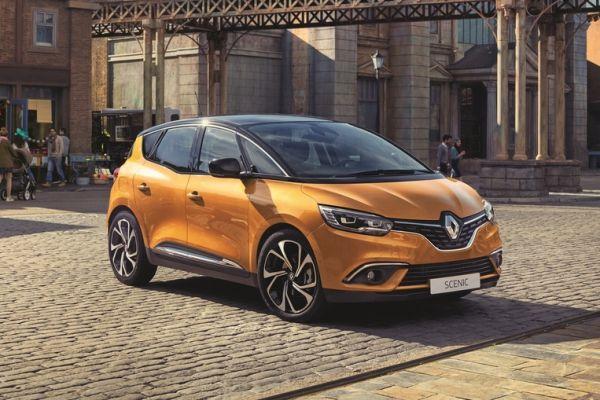 Dít is de nieuwe Renault Scénic