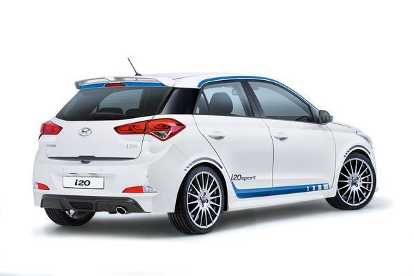 Hyundai i20 nu al met turbomotor