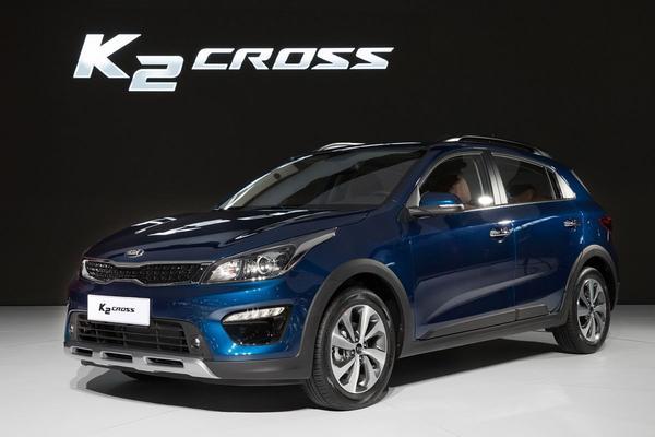 Kia Pegas én K2 Cross gepresenteerd