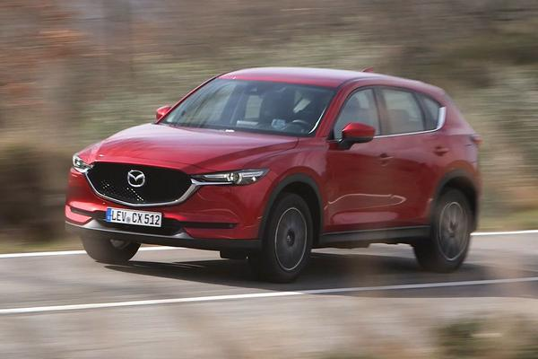 Video: Mazda CX-5 - Rij-impressie