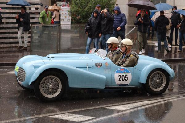 Video: Reportage - Mille Miglia 2016