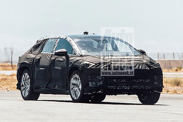 Faraday Future toont productieauto tijdens CES