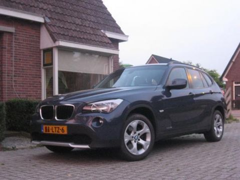bmw x1 sdrive18i executive 2010 gebruikerservaring. Black Bedroom Furniture Sets. Home Design Ideas