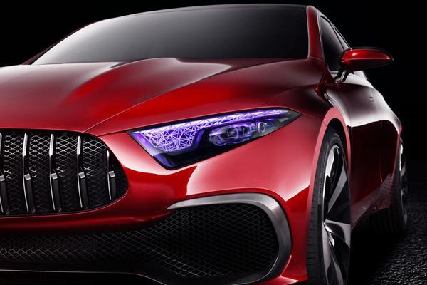 Nieuwe Mercedes A-klasse krijgt twee AMG-versies