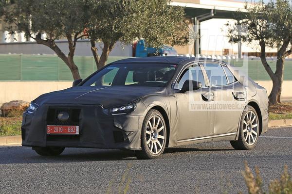 Nieuwe Lexus LS beter in beeld