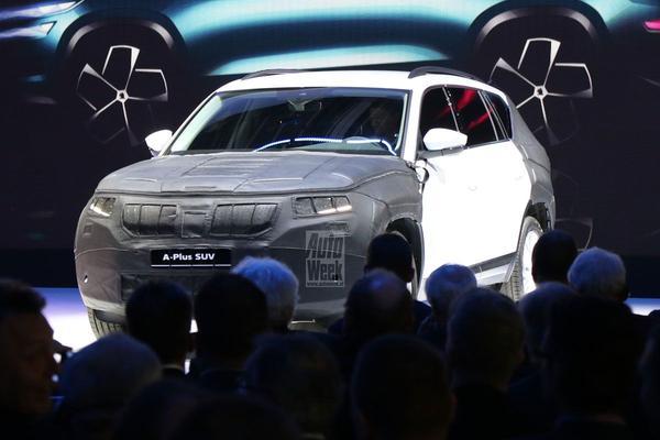 Skoda noemt grootste SUV Kodiaq
