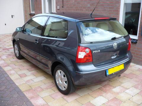 volkswagen polo 1 9 tdi highline 2003 gebruikerservaring autoreviews. Black Bedroom Furniture Sets. Home Design Ideas