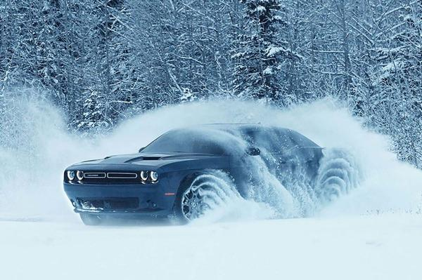 Dodge Challenger GT is vierwielaangedreven