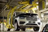 Volvo fabriek Torslanda