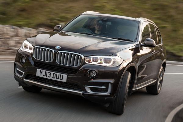 Vernieuwde instapdiesel voor BMW X5