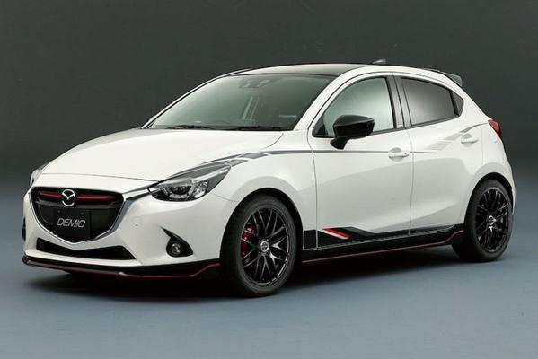 Mazda toont gespierde 2 en CX-3