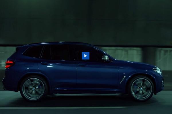 Gelekt: BMW X3