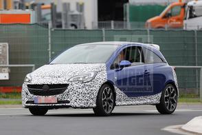 Gespot: Opel Corsa OPC