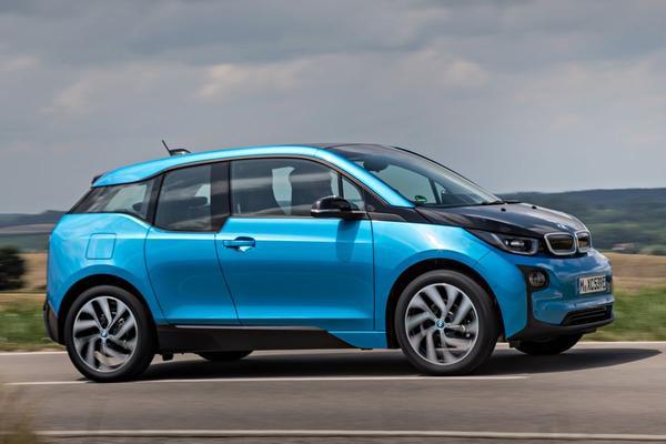 BMW wil in 2017 100.000 EV's verkopen
