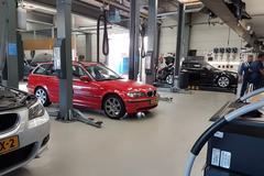 BMW 325i E46 Jan Lemkes Takata