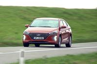 Hyundai Ioniq - Rij-impressie