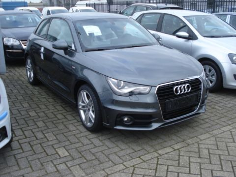 audi a1 1 4 tfsi s edition 2011 gebruikerservaring autoreviews. Black Bedroom Furniture Sets. Home Design Ideas