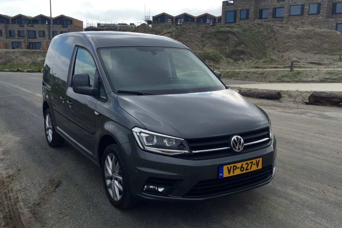 gereden volkswagen caddy 2 0 tdi 102 pk 6 dsg autonieuws. Black Bedroom Furniture Sets. Home Design Ideas