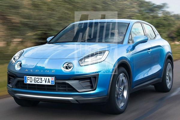 Blik to the Future: Alpine SUV
