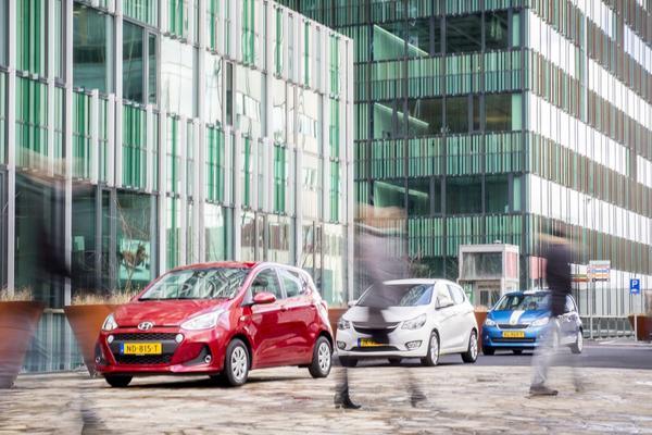 Nederlandse leasevloot groeit stevig