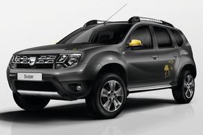 Dacia Duster in hogere sferen