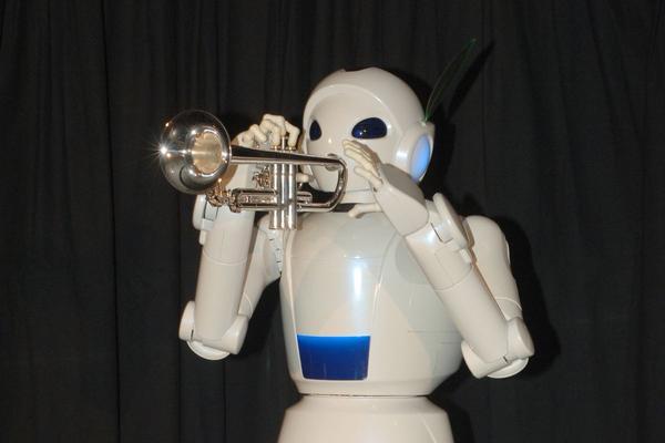 Toyota aast op robotica-tak Google