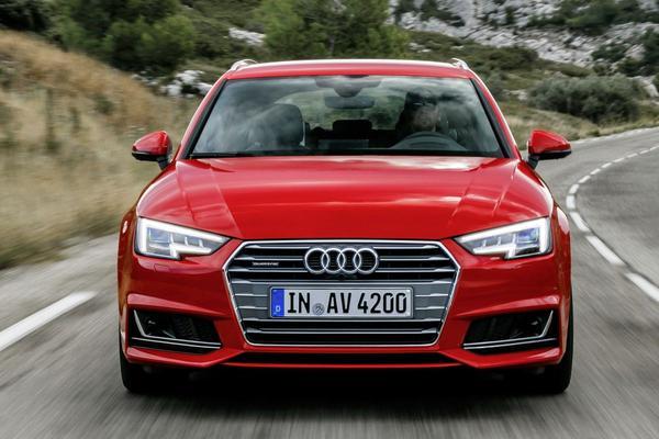 Audi zet A4-productie in Ingolstadt stil