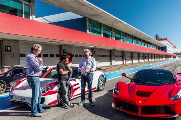 Video: The Grand Tour interview