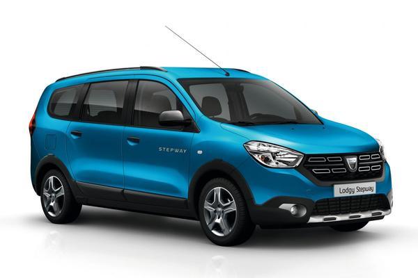 Ook Dacia Dokker, Dokker van en Lodgy vernieuwd