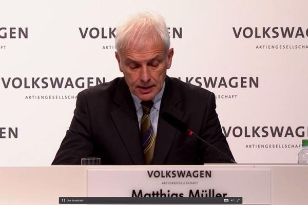 Volkswagen  komt met 'nieuw merk'