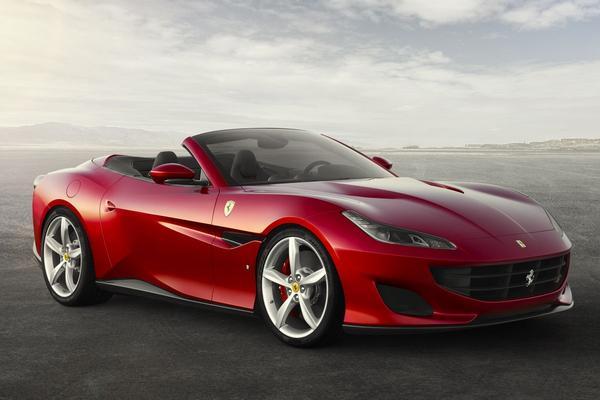 Dít is de Ferrari Portofino!