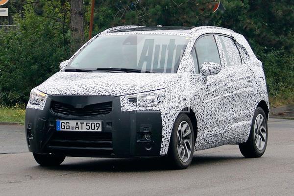 Bevestigd: Opel Meriva krijgt cross-over genen
