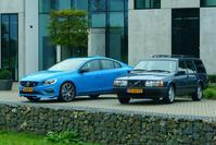 Geschiedenisles - Volvo 740 en Volvo S60