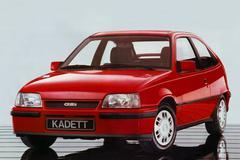 Opels GSi-geschiedenis