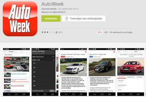 AutoWeek Android-app opgefrist!