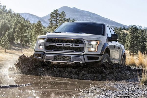 Beste kwartaal Ford in Europa sinds 2008