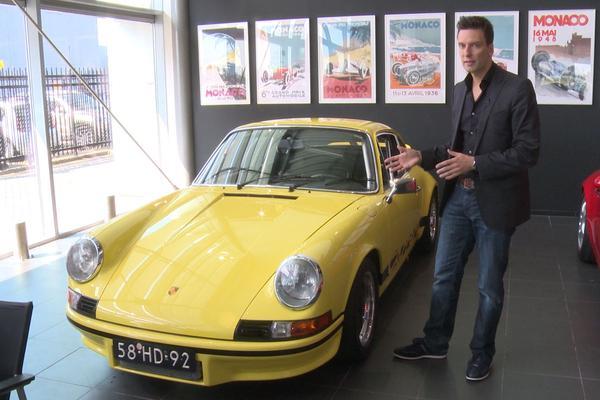 Video: GTO Journaal - Porsche 911 RS-modellen van toen tot nu