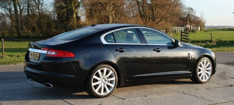 jaguar xf 2 7d v6 premium luxury 2008 gebruikerservaring autoreviews. Black Bedroom Furniture Sets. Home Design Ideas