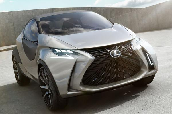 Nu officieel: Lexus LF-SA Concept