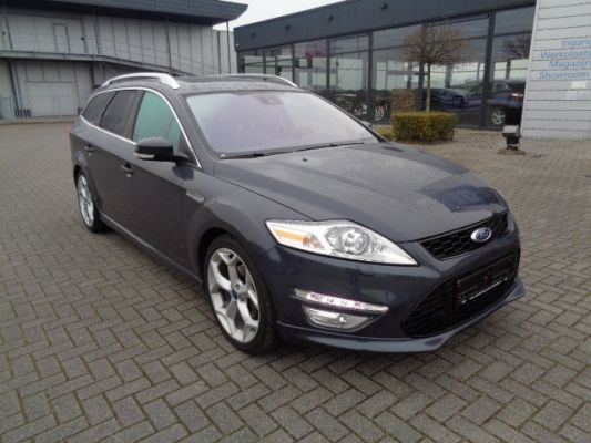 Ford Mondeo Wagon 20 Ecoboost 240hp S Edition 2011 Autonews