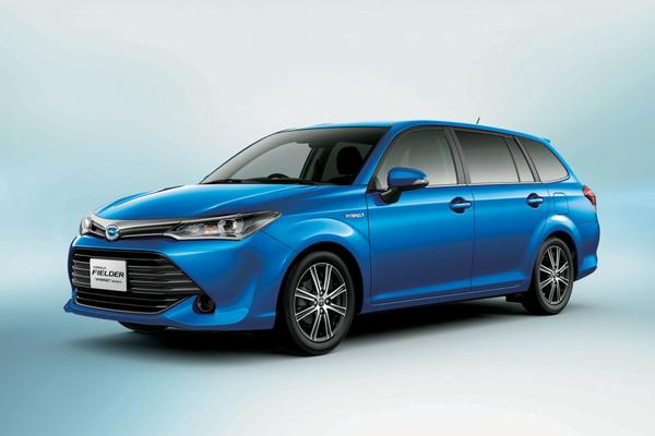 Japanse Toyota Corolla opgefrist