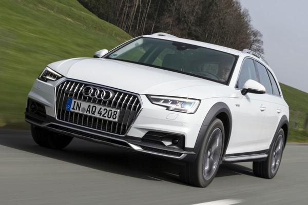 Rij-impressie: Audi A4 Allroad