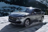 Maserati Levante heeft prijs