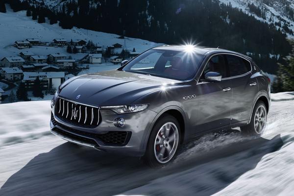 EV van Maserati op komst