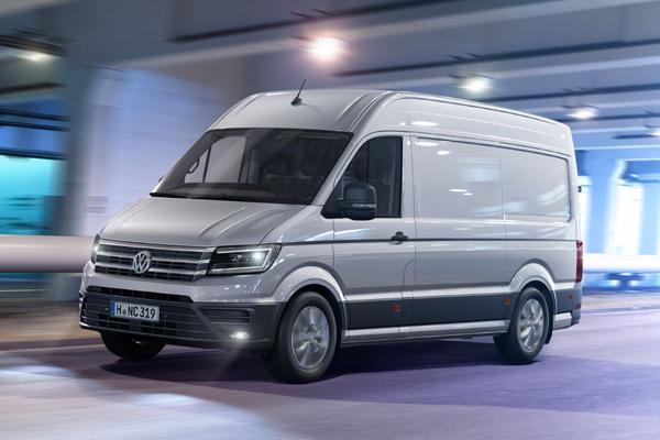 Dít is de nieuwe Volkswagen Crafter
