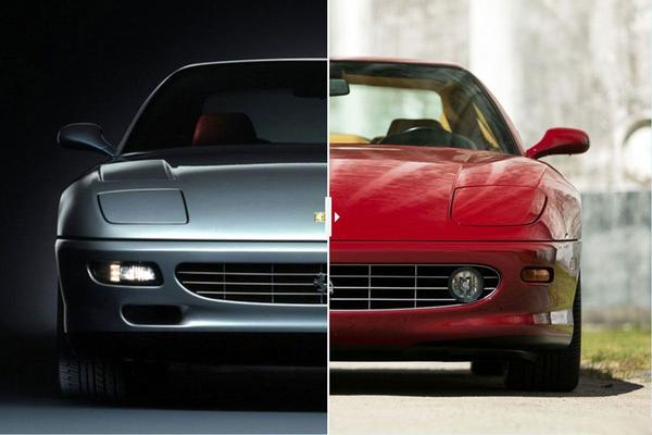 Facelift Friday: Ferrari 456 (M)