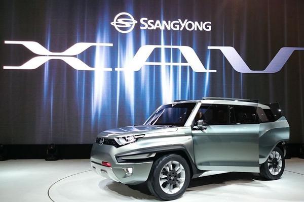SsangYong ziet toekomst in Wrangler-concurrent